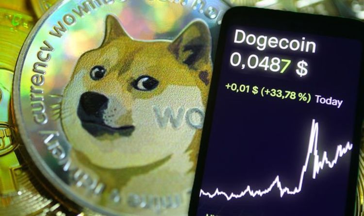 Dogecoin price: Why is dogecoin value going up? Analyst warns investors ...